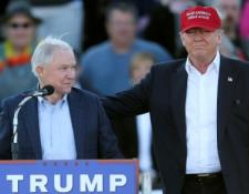 Jeff Sessions:  An America's Security First Attorney General