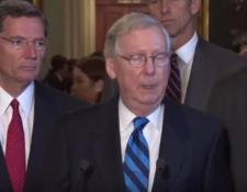 Conservatives Got Aggressive And McConnell Blinked