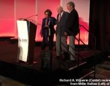 Viguerie Receives AAPC Hall of Fame Award