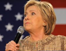 Supporters Say Clinton Must Shake Secrecy